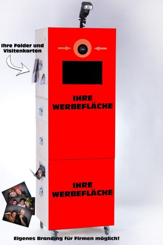 Fotobox Mit Firmenbranding Gutenthaler Photogrpahy